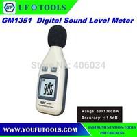 Digital Sound Level Meter GM1351 (35~130dB) .Noisemeter
