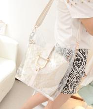 plastic bag messenger bag promotion