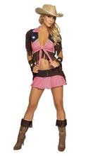 women Cowgirl Sheriff costumes