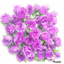 wholesale purple flower heads
