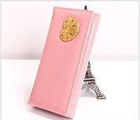 The new love of fashion cute HELLOKITTY female long wallet card BaoTao heart-shaped