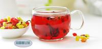 Flower tea fruit tea fruit tea beauty herbal tea reduce fat moisturizing