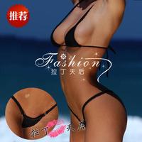 Erotic Sexy Tiny Bikini Set For Women  Mini Micro Bikini  Brazilian Bikini G-String Thong Lingerie Underwear Sets UD-085
