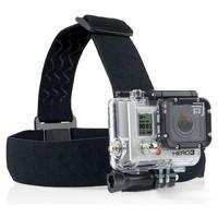 Elastic Head Strap Adjustable Headstrap Gopro Head Strap Mount Belt for Gopro Camera Hero 3 / 3+ / 2 / 1 / HD