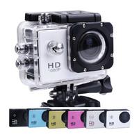 Sport Action Car Camera Full HD DVR DV SJ4000 Min 30M Waterproof extreme Sport car dvrs 170 degree Wide Angle Lens Camcorder