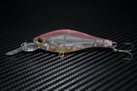 2014 new hot Free Shipping Super Quality 6.3g/8.5cm 3pcs Hard Bait Crankbait Minnow Fishing lures Bass Fresh Salt water