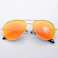 2014 Lucida Star Fashion Brand Sunglasses yurt VB color film ultralight pilot glasses sunglasses men women couple Sun Glasses