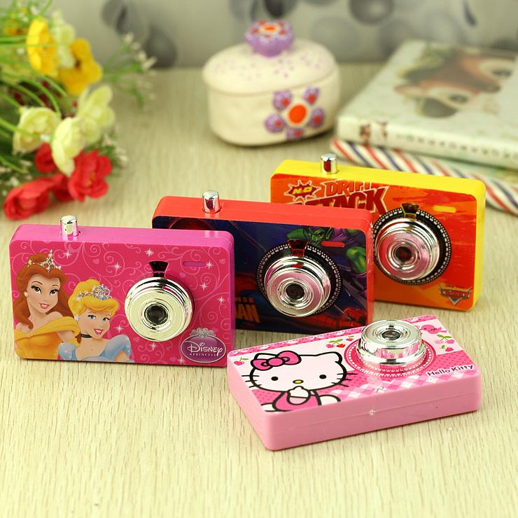 Free shipping Simulation Camera Toys Mini Camera with Small Animals kids Film gift(China (Mainland))