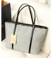 Free Shipping!5 Colors Spanish Famous Brand Fashion Tote Bag,Snake leather bag.