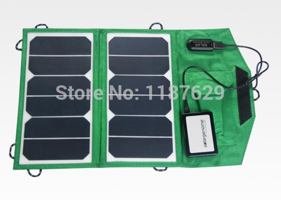 Mini Sunpower solar model tariff exemption 13W solar folding panel charger(China (Mainland))