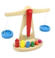 Wool puzzle wooden balance balancing 2 - 5