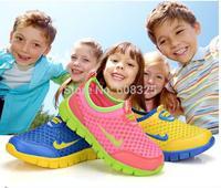 Europe Style Children Running Shoes, Rubber Nonslip Outdoor Kids Sport Shoes, Skateboarding Shoe