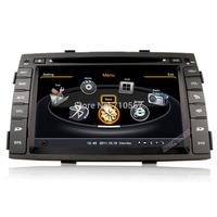 Car DVD Sorento 2010 2011 Canbus Auto Multimedia GPS 1G CPU 1080P 3G GPS Device Screen S100 DVR Video Player Free Map EMS DHL