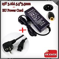 Адаптер ноутбука KWOK 19V 2.1a 40W AC samsung Q1 Q30 R19 R20 ad/6019