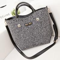 Trend 2014 women's handbag elegant commercial lo shaping bucket bag handbag cross-body bag big bag  women handbag