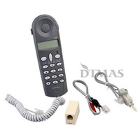 Telephone Phone Line Butt Test Tester Lineman Tool Set