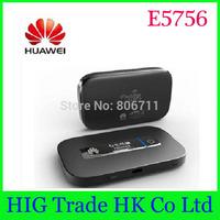 Original HUAWEI E5756 3G Mobile Hotspot free shipping