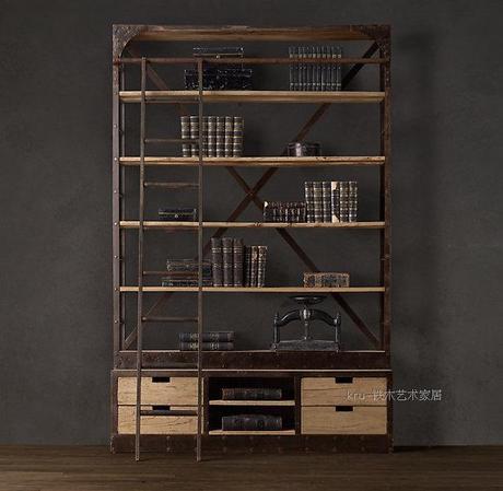 Online kopen wholesale metaal hout boekenplank uit china metaal hout boekenplank groothandel - Te vernieuwen zijn houten trap ...