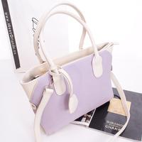 Lovcat leleshop2013 nubuck leather pliableness women's handbag women handbag