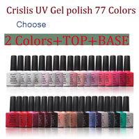 Choose 2 Color Gel Nail Base And Top Coat Glitter Kit For Nail Gel Uv Soak Off Nail Gel Wholesale