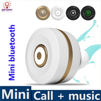Universal Super Mini Wireless Bluetooth Invisible Stereo Bluetooth Headset earphone for iPhone4/4s iPhone5 Apple Samsung  F-E024