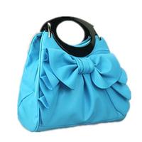 Female bag new fashion one shoulder aslant bowknot female bag handbag bright skin. Free shipping