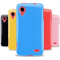 4 colors TPU Soft Case for Lenovo S720 Free shipping China post mail (No track number)