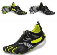 hot sale New arrival 5 fingers men women toe hiking shoes lace up outdoor climbing shoe sports climbing sneakers