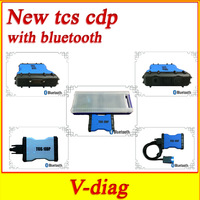 legal TCS CDP Pro with bluetooth function and box for cars and trucks 3 in 1 will fashionable the world