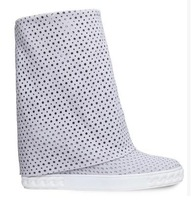 summer Increased the sponge cake cool leather casual shoes fashion female boots sleeve rushed empty boots many colours