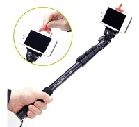 yun teng 188 Self held monopod with phone clip Professional Mini Video Camera  monopods Tripods monophod  free shipping
