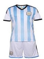Cup child soccer jersey set german uniforms children shirt