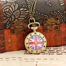 wholesale gold pendant watch