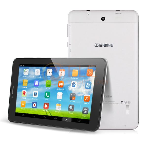 "TECLAST G17s 3G Tablet PC 7"" 1024x600 MTK8382 Quad core 8GB ROM WIFI WCDMA Bluetooth GPS Camera phablet(China (Mainland))"