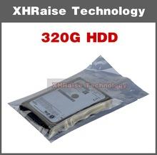 "Factory Price New with Brand 2.5"" HD 320GB 320G 8M 5400rpm Sata 2 Plug Laptop Desktop Computer HDD Internal Hard Drive Disk(China (Mainland))"