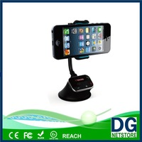 fm transmitter smart phone Holder handfree in car stand car charger car mp3 player 5V 2.1A led display