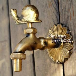 Achetez en gros robinet ext rieur d coratif en ligne des for Robinet mural exterieur decoratif