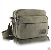 Hot Selling New 2015 Fashion Desigual Casual Canvas Bag Men's Travel Bag Shoulder Bags Messenger Bag Freeshipping