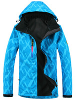 The new 2014 outdoor sportswear The man a soft shell charge garments Jacket caught a pullover