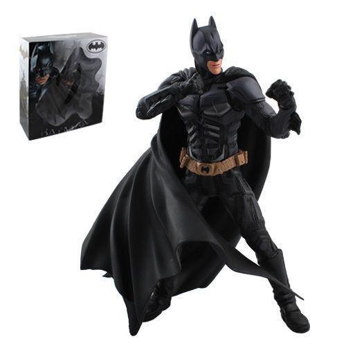 DC Direct Batman Arkham City Detective Mode S2 Collector 18cm Action Figure NIB model(China (Mainland))