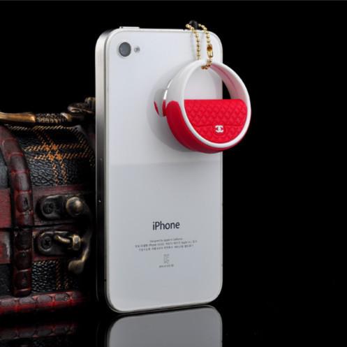 20PCS/lot free shipping cute ks women handbag earphone anti dust plug for phone/bag headphones cap designer name brand tiems(China (Mainland))