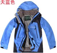 Men children snowboard Outdoor Snow Sport Skiing Suit Jacket Waterproof Windproof Breathable Thermal Jacket