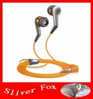 New Free Shipping Gift Fashion Earphone CX380 in-ear headphone Headset for mp3/4 with Retail Box