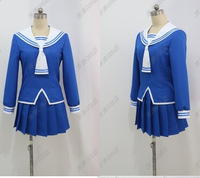 Fruits Basket Tohru Honda Halloween Cosplay Costume hero school uniform sailor lolita dress costume set