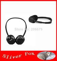 Rapoo High-Fidelity 2.4G USB Wireless Headphone with Microphone (Black)+freeshipping!!