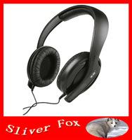 Free Shipping HD202 Over the Head Hi-Fi Sound DJ Stereo Dynamic Back Headphone Headset Headphones