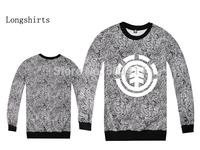 2014 Hot Sale Sale Moletons Tracksuits Moleton Masculino Man Element Clothing Sportswear Full Sleeve Hoody Men's Cheap Sweaters
