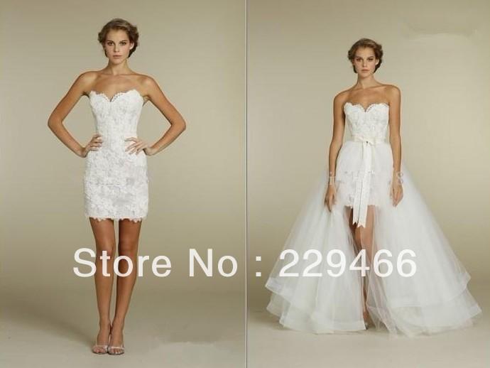 Attractive 2 Be Wedding Dresses Image