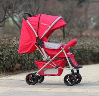 Hot-selling kampar baby stroller car child hadnd baby car baby car umbrella light folding
