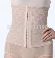 S/M/L/XL 2014 new Hip Body Corset Control Shaper Brief Underwear Shaper waist cinchers XJ1018 Black SKIN